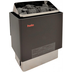Helo cup 80D graphite