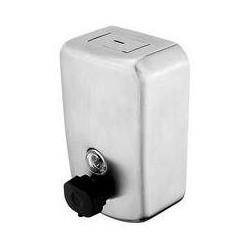 Zásobník na tekuté mýdlo-broušená nerez HPM 9231-S-10